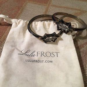 Lulu Frost bracelets....never worn
